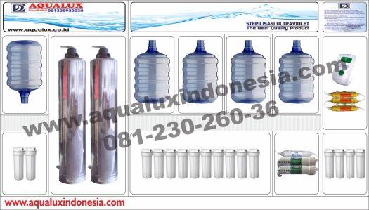 Harga Air Minum Fujiro di Batam, Kepulauan Riau