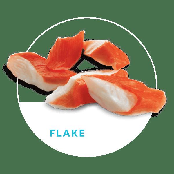 Surimi Flake