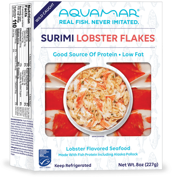 Surimi Lobster Flakes