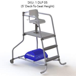 Discovery Lifeguard Platform | Lifeguard Chairs | Lifeguard | Aquamentor