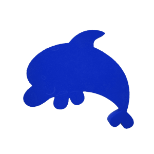 "Dan the Dolphin 16""x14""x1.5"" | Foam Mats & Swim Aids | Aquamentor"