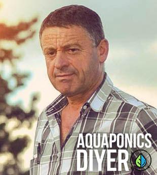 Frank Wood Aquaponics DIYer Profile
