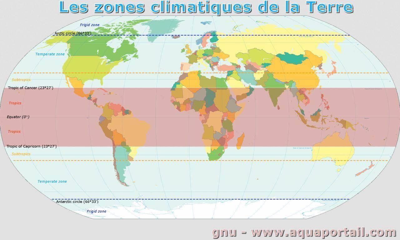 Zone Subtropicale Definition Et Explications