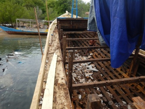 reconstruction new boat