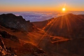 Haleakala-Crater-Maui
