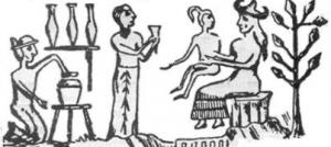 Ningishzidda, Enki, Adamu, Ninmah
