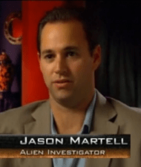 Jason Martell UFO