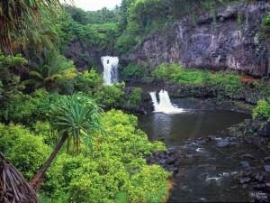 7 Pools of Oheo, Maui, Hawaii