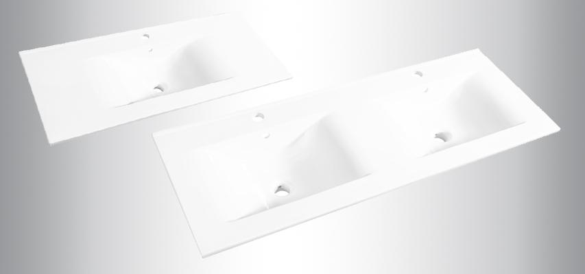 Plans De Toilette En Cramique CRAM Aquarine