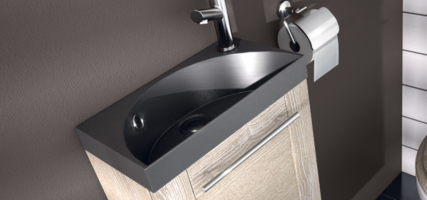 Plan De Toilette En Solidsurface Pour Lave Mains HELLO