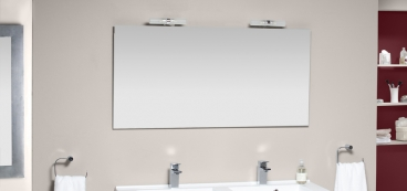Miroir Salle De Bain Lumineux Avec Leds Ou Sans Eclairage
