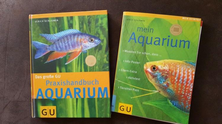 Aquaristik Bücher