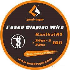 GeekVape Kanthal Fused Clapton Wire 24GA*2+32GA