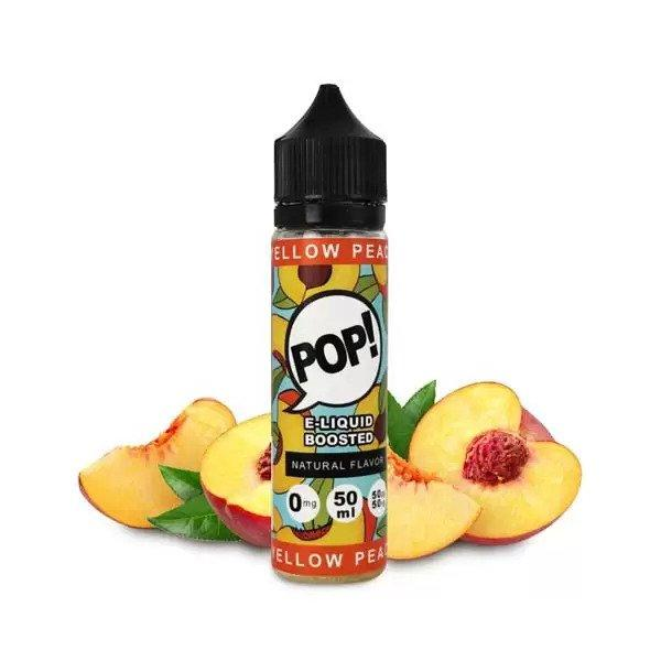 Pop Yellow Peach 50ml 0mg