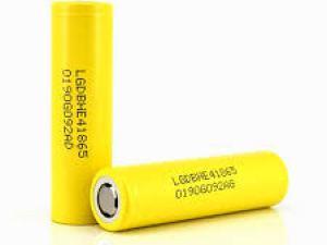 Bateria LG HE4 2500 MAH 35A