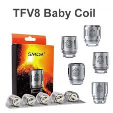 Coil TFV8 Baby T8 0.15ohm
