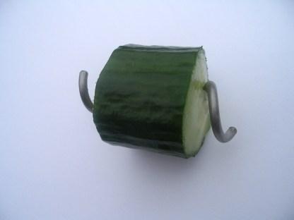 Cucumber on Screwcumber