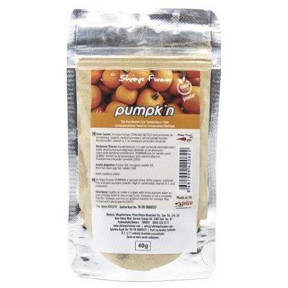 shrimps forever natural pumpkin powder
