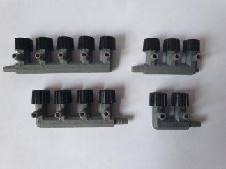 airflow gate valves