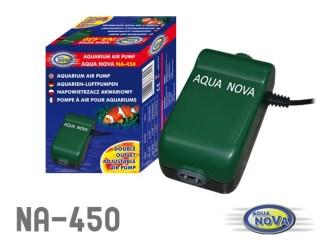 aqua nova air pump na-450