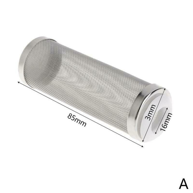 Aquapoda Stainless Steel Pre-filter Shrimp Guard - 16mm