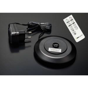 Imagilights mini oplader + IR afstandsbediening