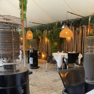 Tarrasverwarming met gas Propus Lounge 11000 06 kl