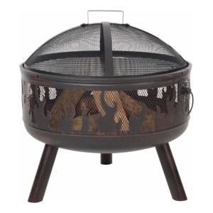 Vuurkorf Blazer met grill 61cm