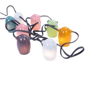 Lichtslinger kleur 12m 8 lampen 02