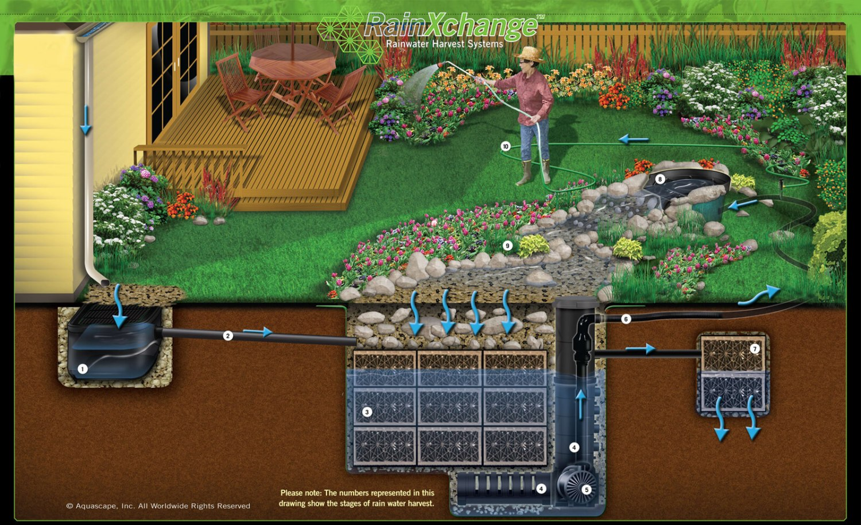 Rainwater Harvesting - Aquatic Innovators, LLC