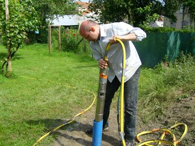 Diamètre Du0027un Forage Pour Choisir Une Pompe De Jardin