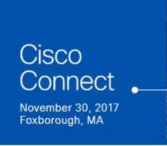 Cisco Connect US - New England - Aqueduct Technologies