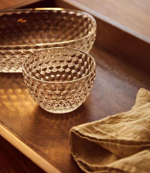 Bowl de Vidrio de Zara Home