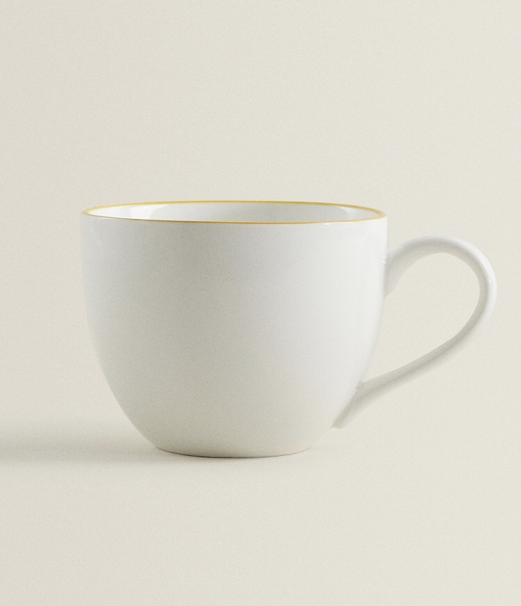Taza Porcelana de Zara Home
