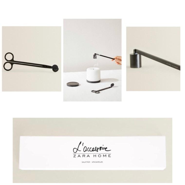 Accesorios para velas - Zara Home