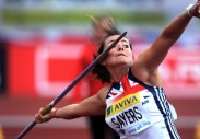 Goldie Sayers - Javelin