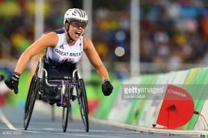 Hannah Cockroft Women's 800m - T34