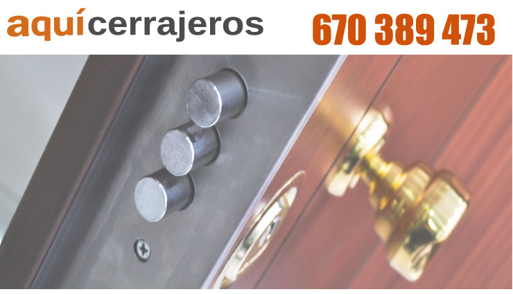 instalar puerta blindada con cerrajeros 24 horas valencia