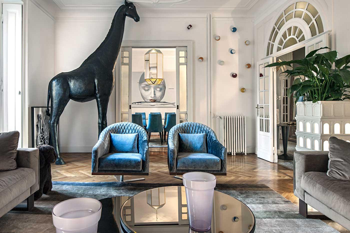 Samuele Mazza Interior Design Photography Mattia Aquila