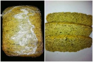 pão sem glúten e sem leite