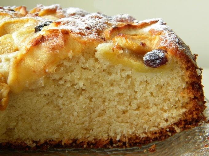 Resultado de imagem para bolo de maçã