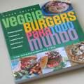 Livro veggies burguer