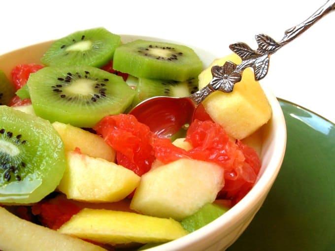 fruta salada