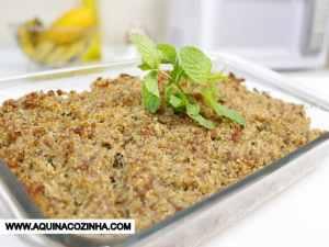 Kibe de Quinoa
