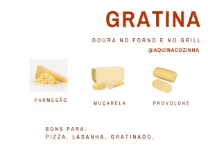 tipos de queijos