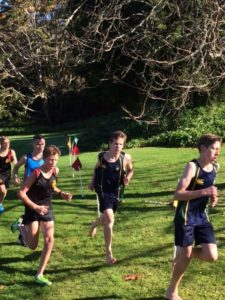Wai BOP Cross Country- Tom and Reece