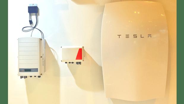 baterías de Tesla