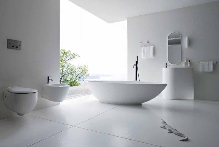 Instalación de los sanitarios en el cuarto de baño paso a paso