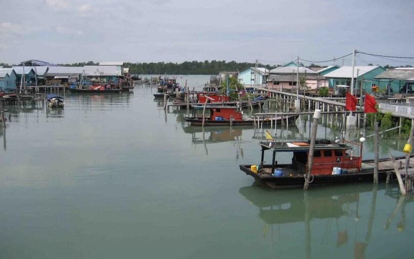 جزيرة كيتام ولاية سيلانجور ماليزيا