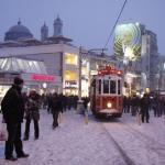 اسطنبول في يناير